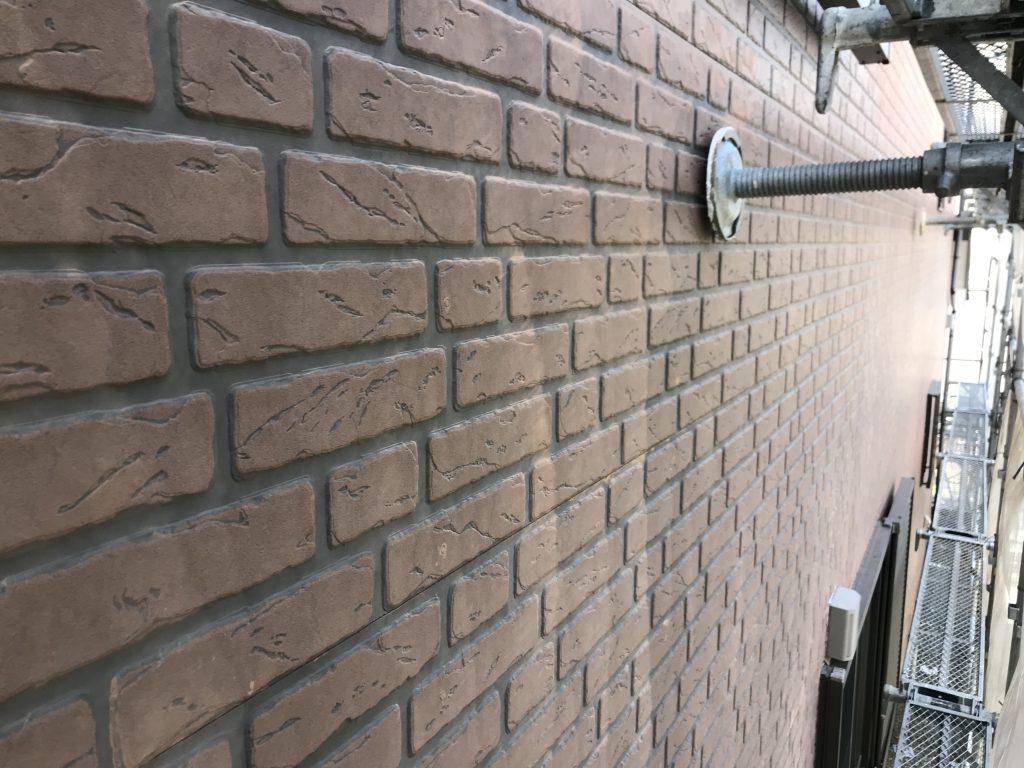外壁補修 足場