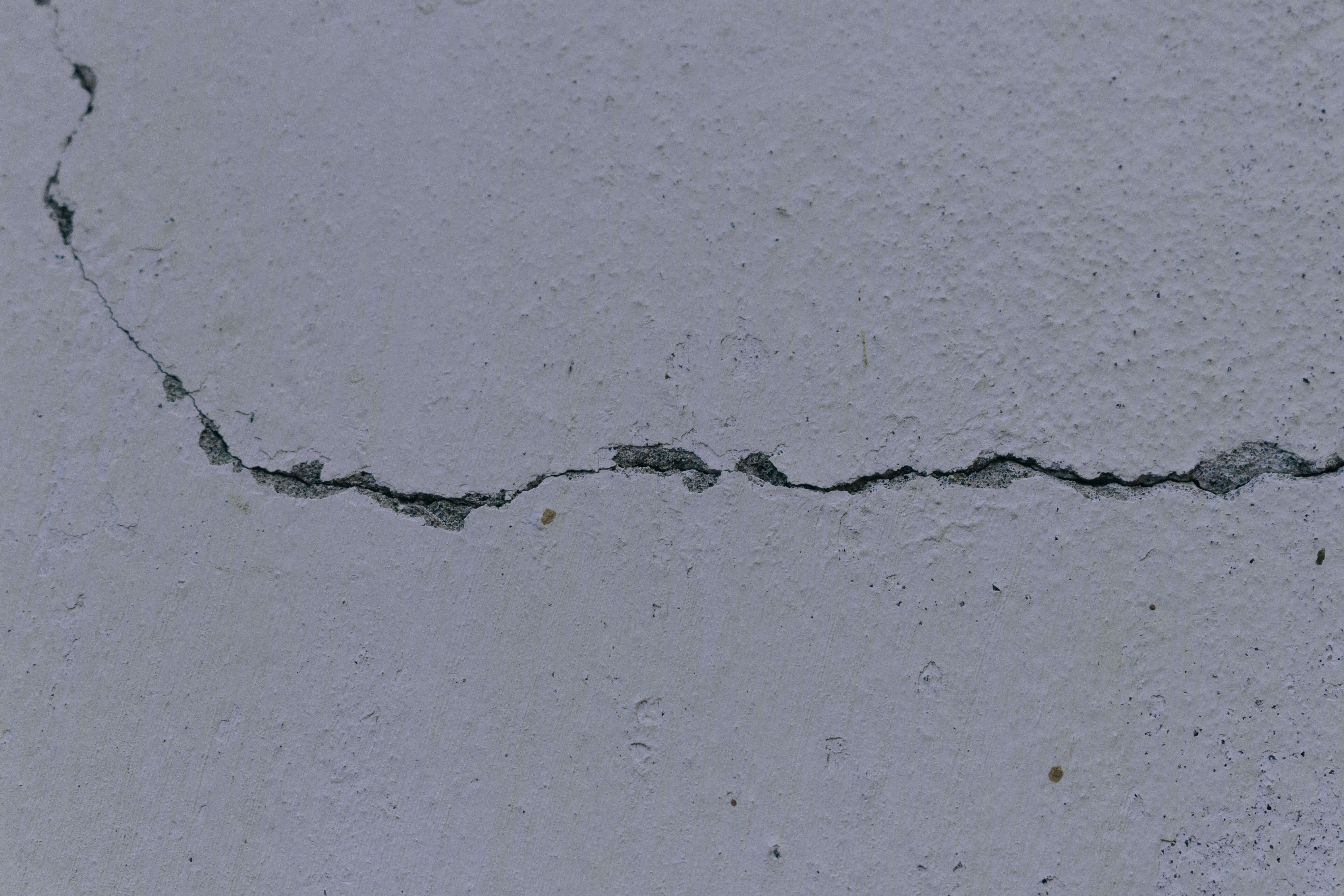 外壁ひび割れ(0.1~0.3㎜以下のクラック)