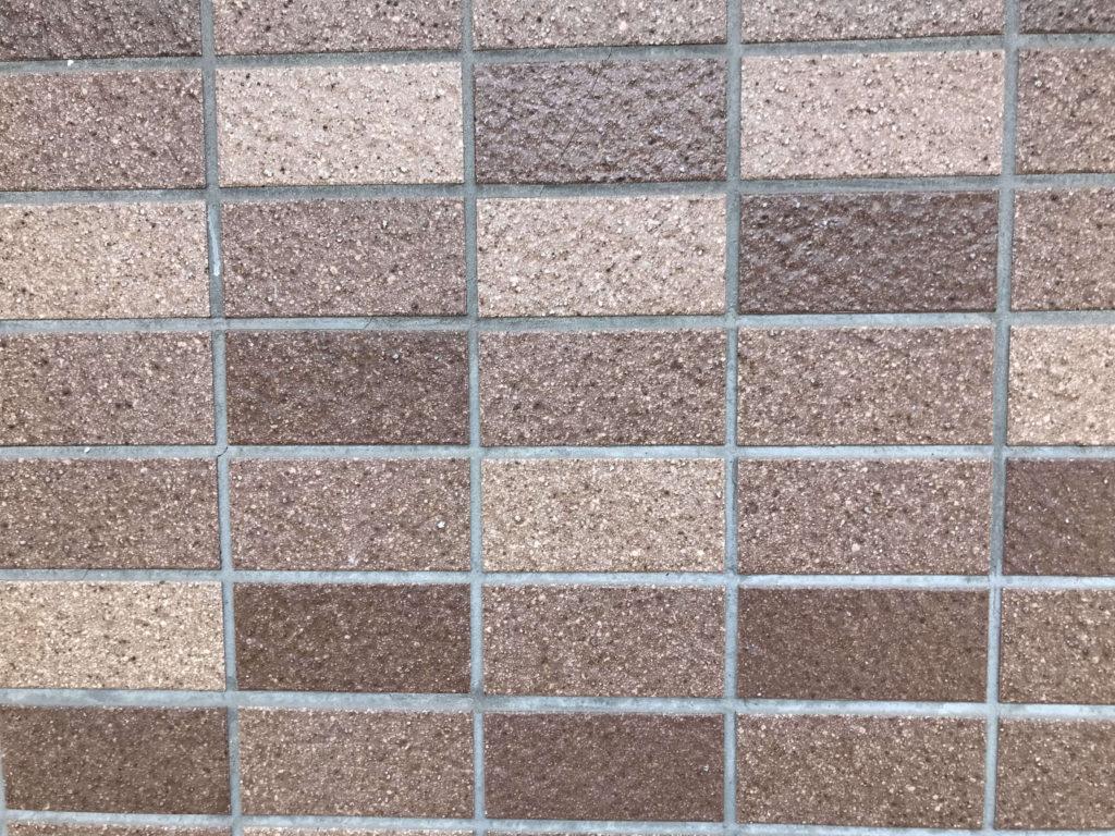 おすすめ外壁材 茶色のタイル