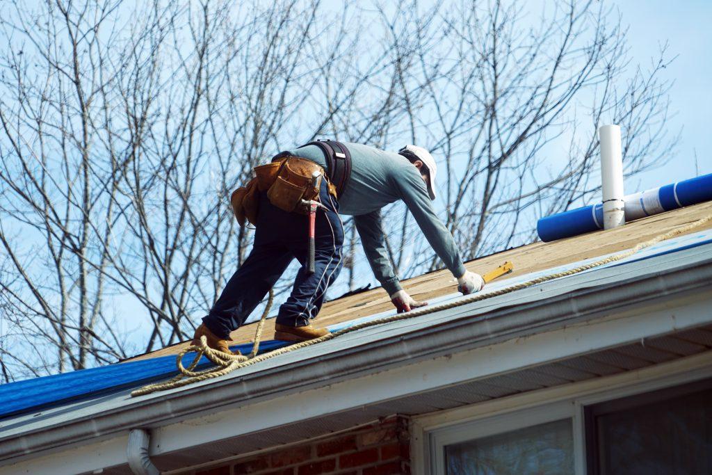屋根塗装の業者