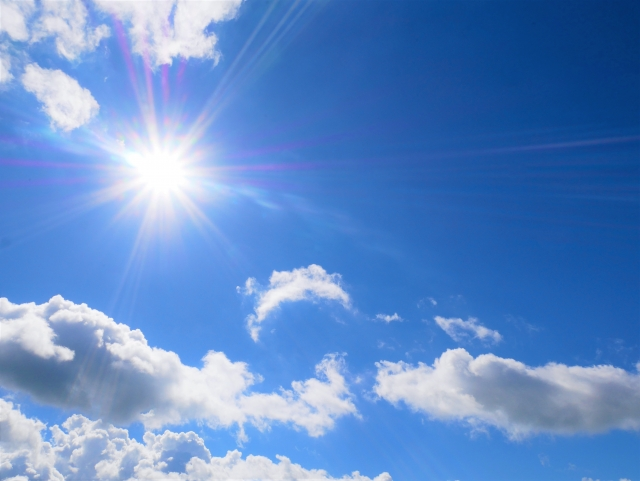 天気 太陽