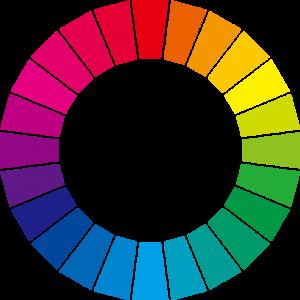 外壁塗装の色 色相