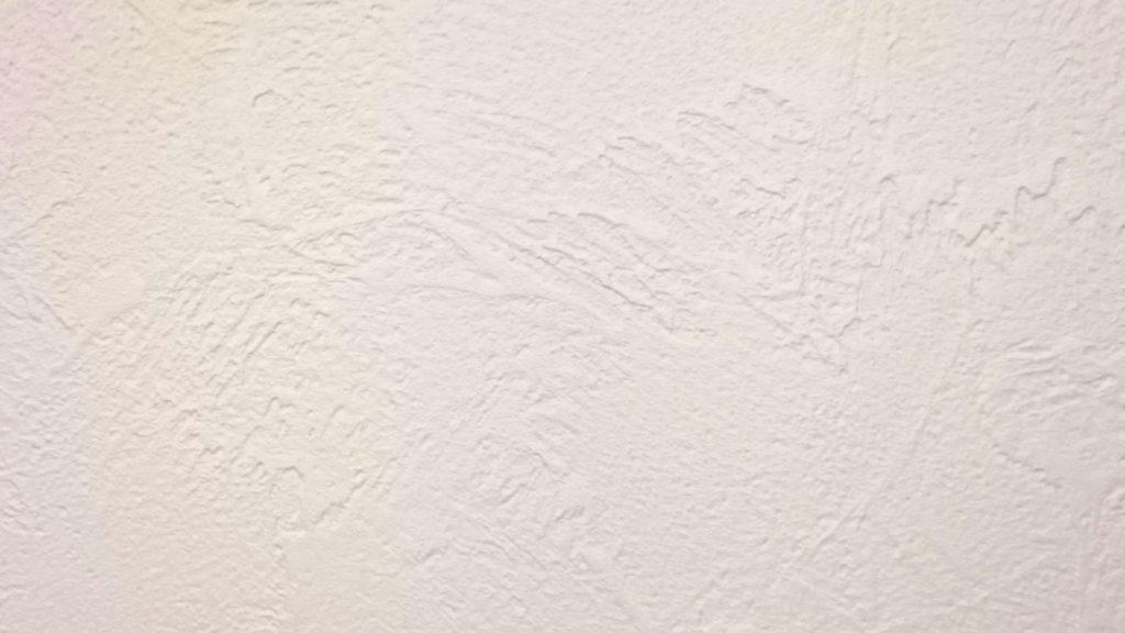 外壁が汚れにくい凹凸の少ない壁