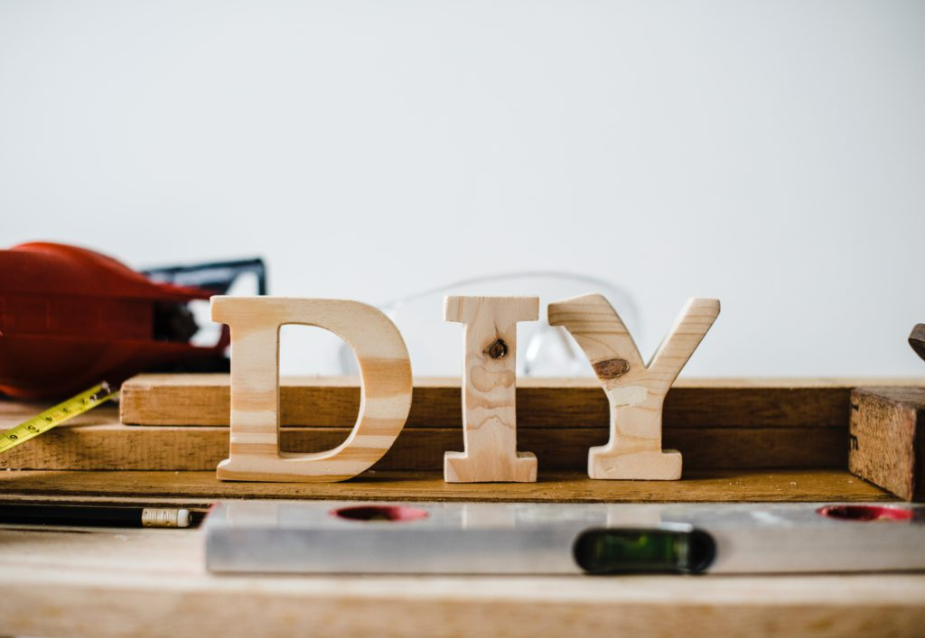 DIYを表現する画像
