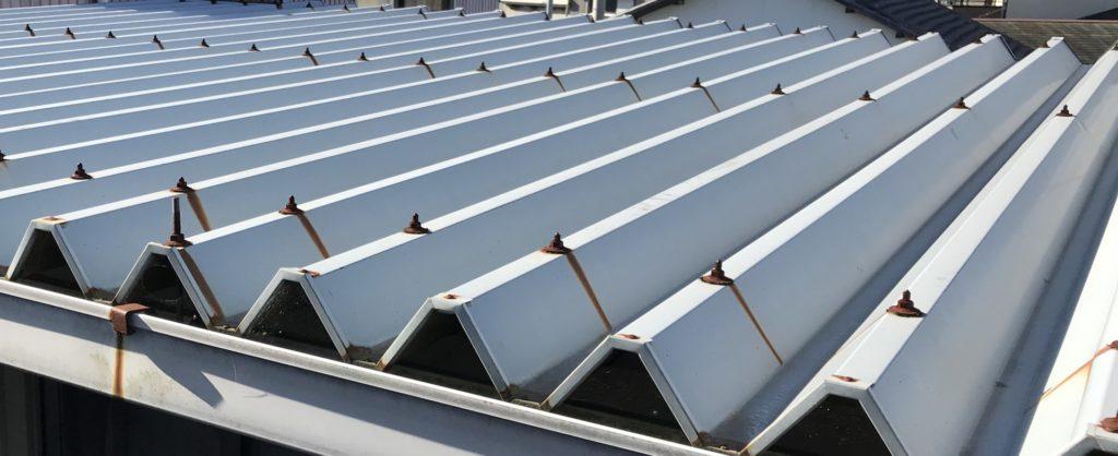 屋根のメンテナンス トタン