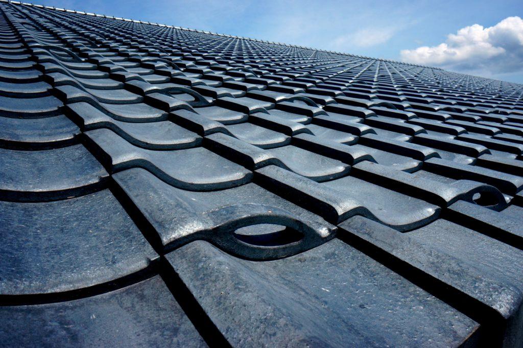 屋根のメンテナンス セメント瓦