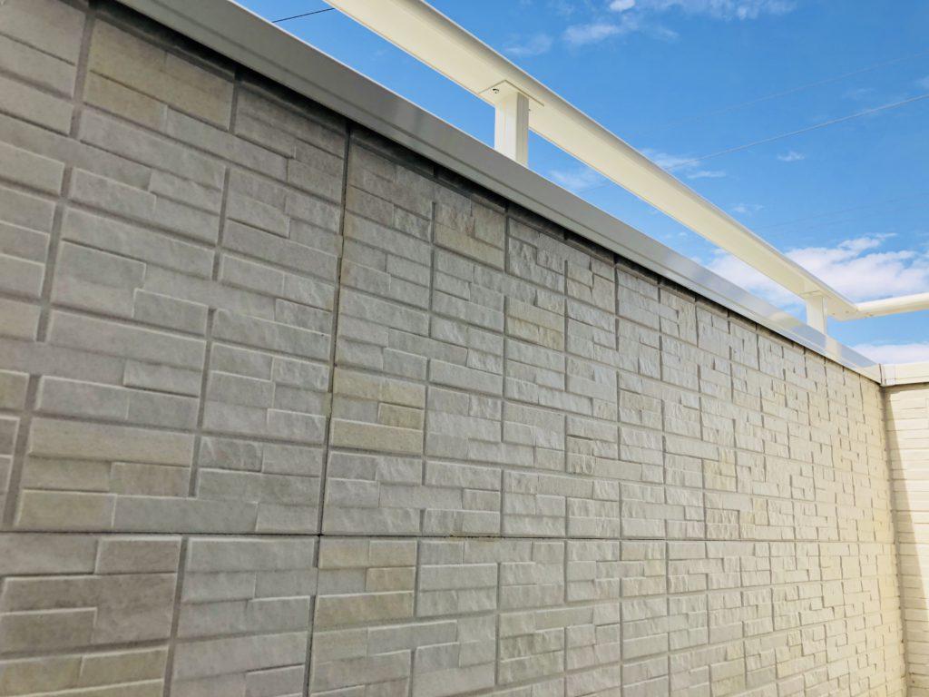 ベランダ補修 ベランダの壁
