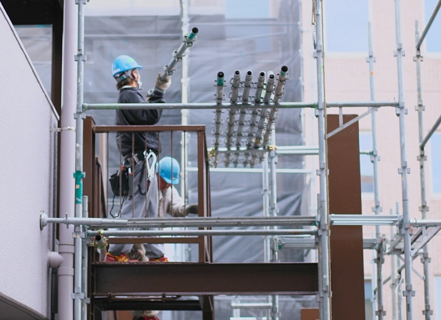 ガルバリウム鋼板 外壁メンテナンス