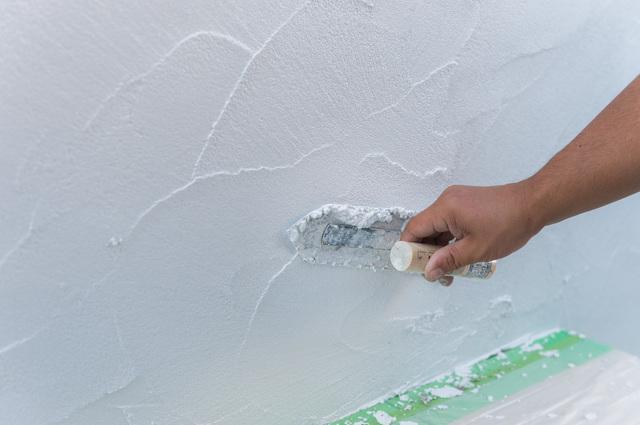漆喰の外壁