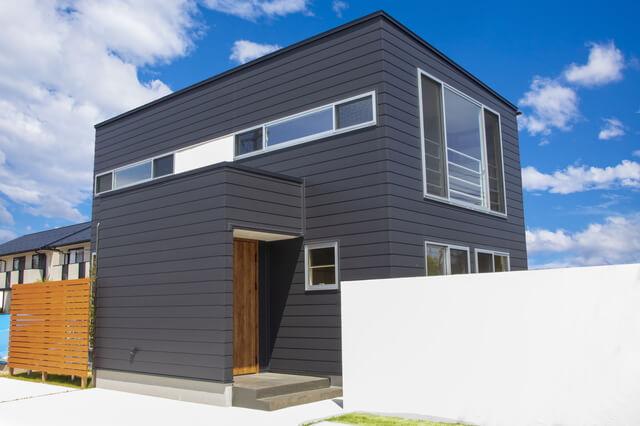 陸屋根 ガルバリウム鋼板