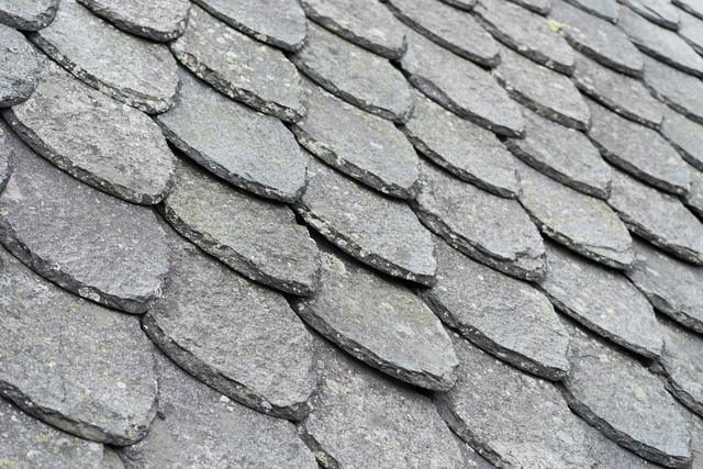 天然スレート 屋根材