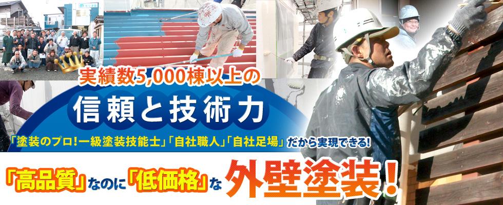 稲沢市 モリ塗装