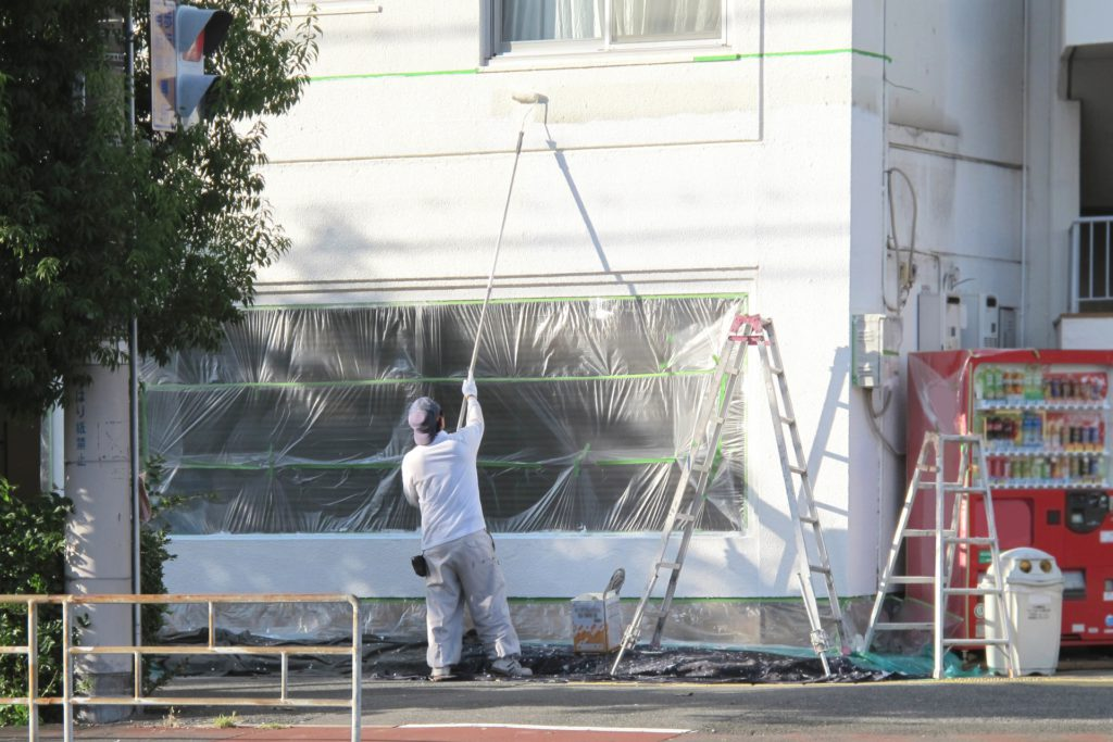 東海市 塗装業者選び方