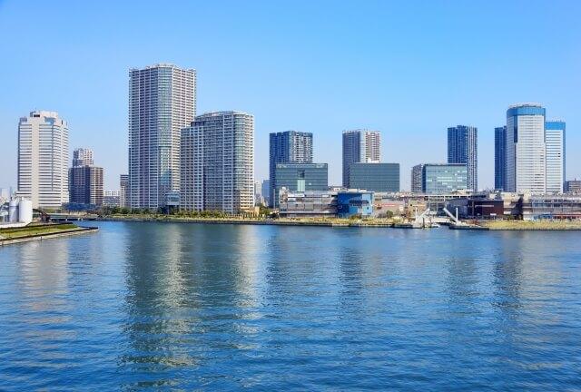 江東区の気候