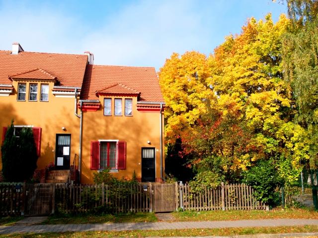 オレンジの外壁の施工イメージを画像付きで紹介!