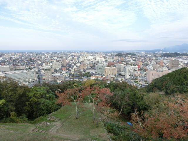 米子市の風景