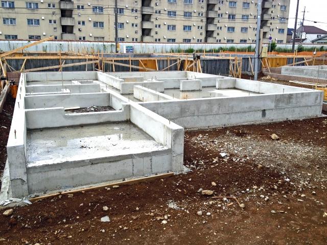 建物の基礎