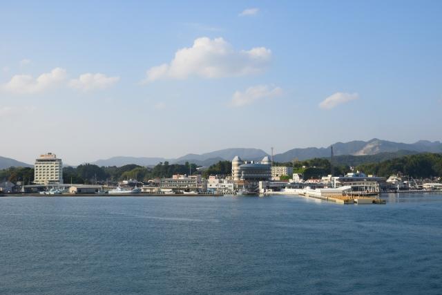 隠岐の島町 風景