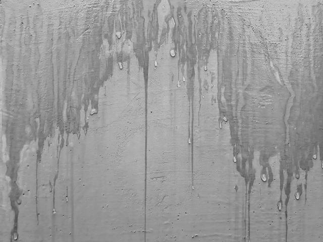 コンクリート 水